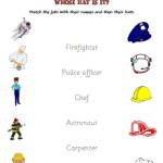 Smart Kids Worksheets: Neighborhood
