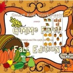 Fall Gimme Five Title